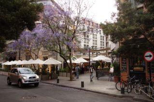 Barrio Lastraría restaurants