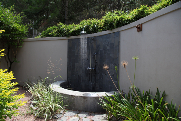 The rooms are perfect. Every detail done right. My bungalow had an outdoor shower