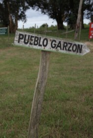 """""""Getting to Garzon"""" is half the fun. A series of paved and unpaved roads that twist through the gaucho countryside, leading you, sign by sign, to your treasured destination."""