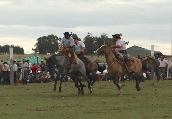 Garzon Carnival Uruguay gaucho rodeo