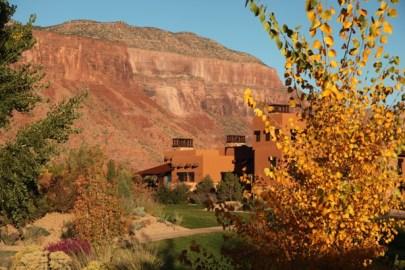 Gateway Canyons Resort casitas