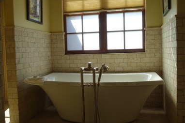 Gateway Canyons Resort bathtub