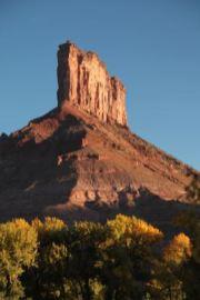 Gateway Canyons palisade sunrise