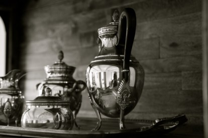 Narbona Wine Lodge antiques