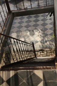Narbona Wine Lodge stairs