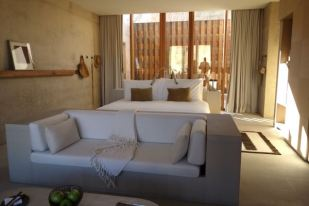 Amangiri bedroom