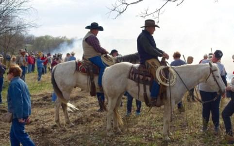Flying W Ranch riders