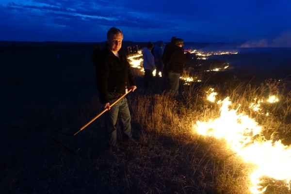 FLAMES IN THE FLINT HILLS - 43 of 64