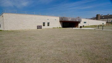 TALLGRASS PRAIRIE NATIONAL PRESERVE welcome center