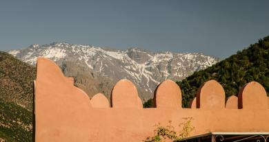 Everywhere you turn throughout the kasbah, the views catch your breath.