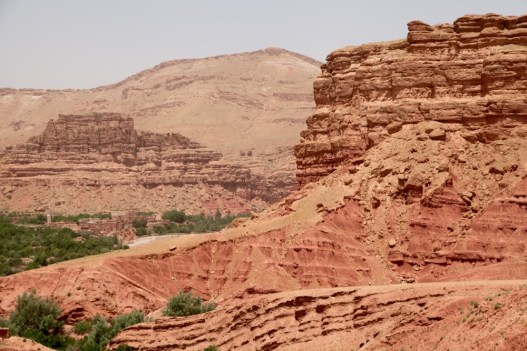 Alemdoun Rose Valley canyons