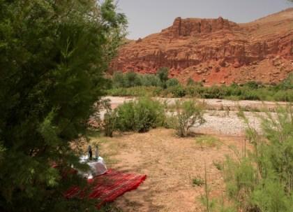 Dar Ahlam river lunch