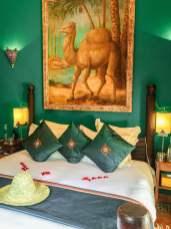 Kasbah Tamadot Master Suite bedroom