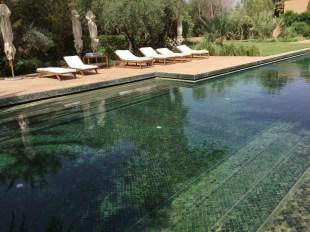 Dar Ahlam pool morning