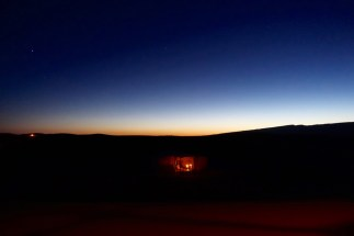 Dar Ahlam Tent Camp tent lamps