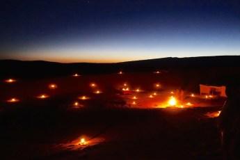 Dar Ahlam Tent Camp amphitheater