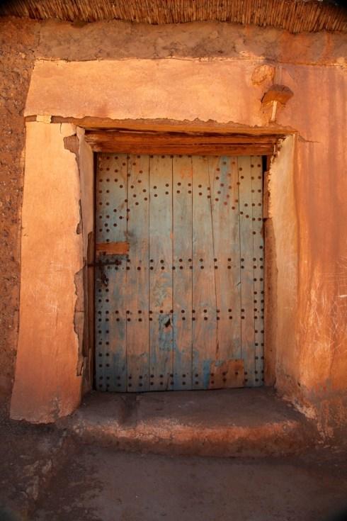 morocco door