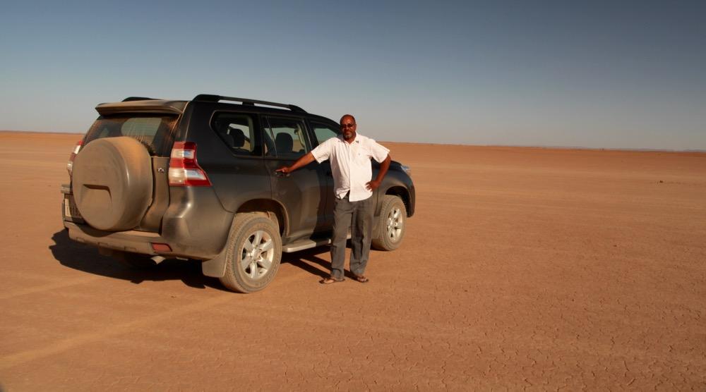MOROCCO Mohamed El Ghachi driver