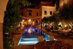 La Villa des Orangers pool