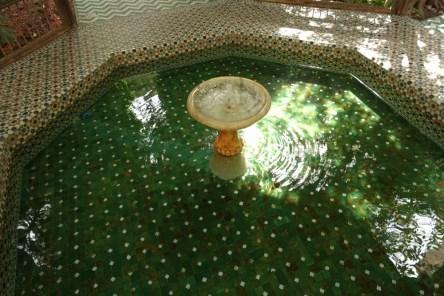 Marrakesh fountain