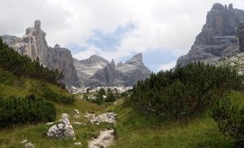 Hike to Rifugio Brentei