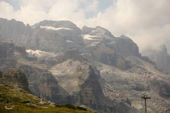 Top of the Grosté gondola views