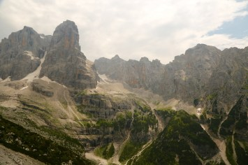 Trail to Rifugio Brentei