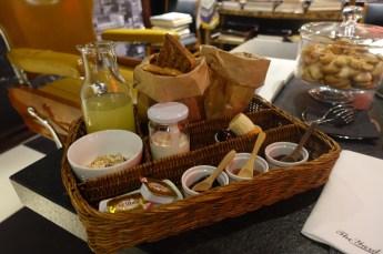 The Yard Milano breakfast