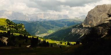 Val Badia summer