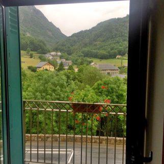 Hotel Brèche de Roland room view