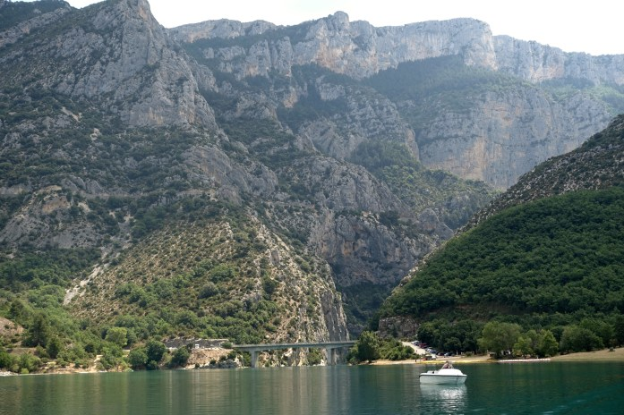 Gorge du Verdon entrance