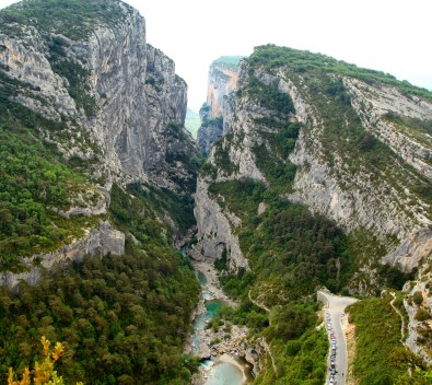 Gorge du Verdon Pointe Sublime