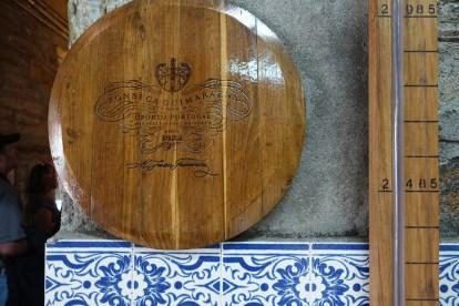 Quinta do Panascal barrel head