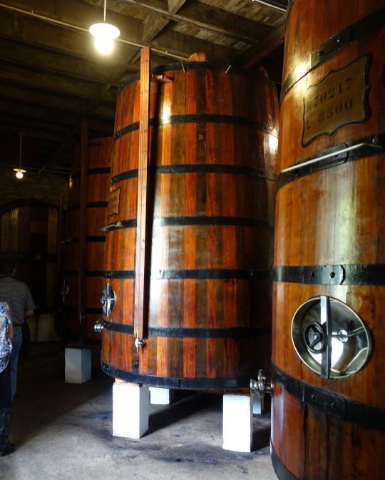 Quinta do Panascal port barrels