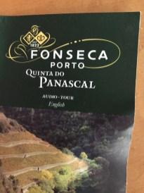 Quinta do Panascal label