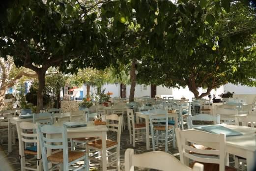Chora Folegandros restaurants