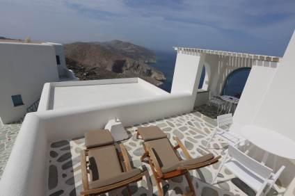 Anemomilos Apartments room 12 terrace