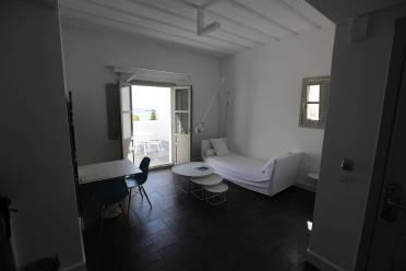 Anemi Hotel junior suite interior