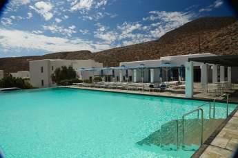 Anemi Hotel pool area
