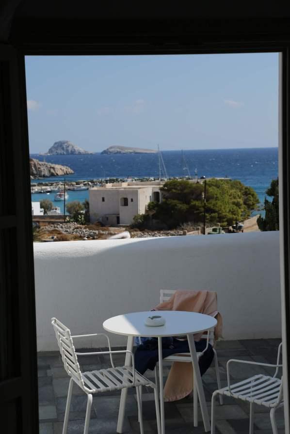Anemi Hotel harbor view