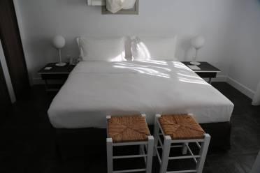 Anemi Hotel Junior Suite Bedroom