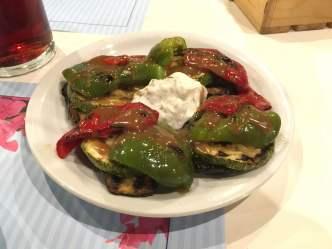 Chora Folegandros peppers