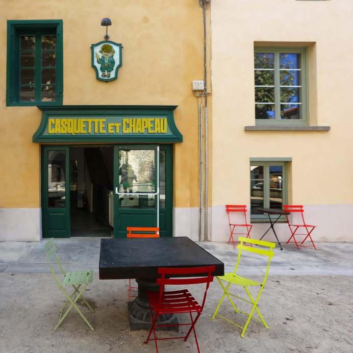 Montolieu restaurant