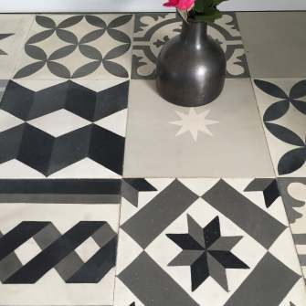 Casa Arte desk tile