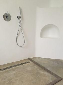 Casa Arte shower