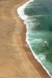 Nazaré beach view