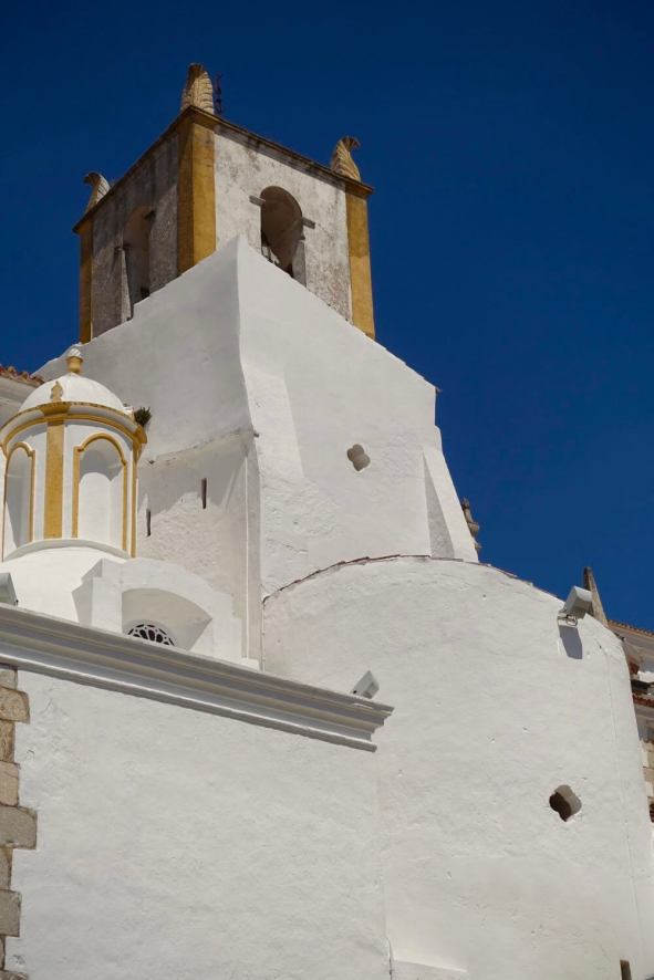 Tavira white church