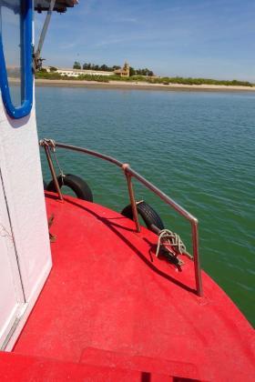 Ihla de Tavira ferry