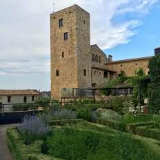 Castell d'Emporda gardens