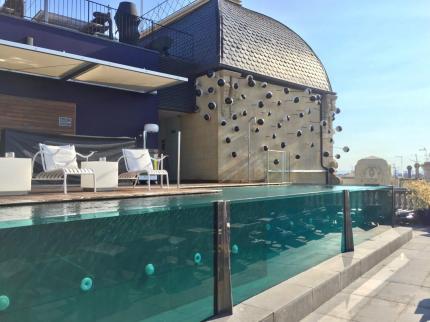 Hotel Ohla pool